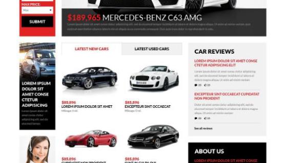 Improve car sell