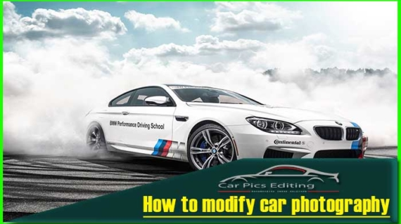How to modify your car photography for automotive dealers
