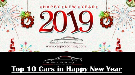Upcoming Top ten car in new year 2019