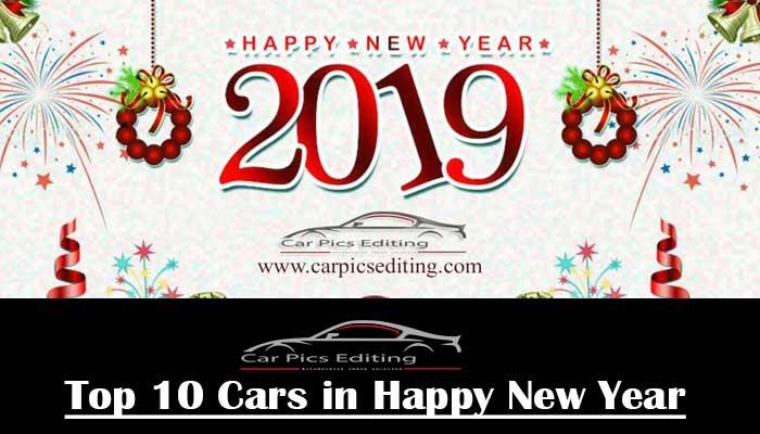 Upcoming Top ten car in new year 2019