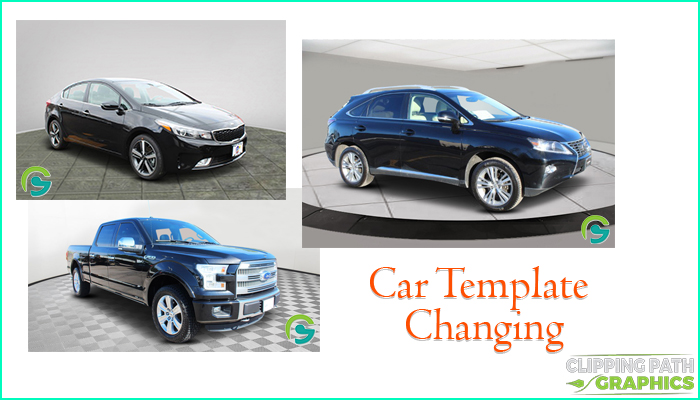 Change car template by remove background