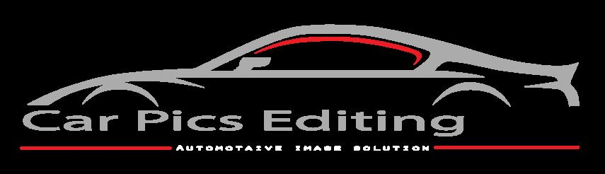 cropped Car pics editing logo