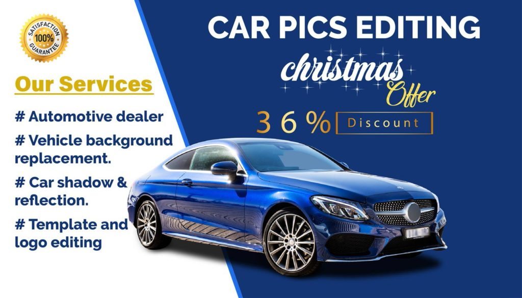 Christmas-Car-image-editing-service-offer-2019