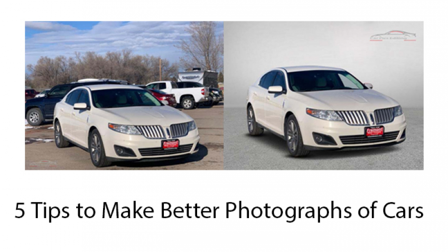5 Tips to Make Better Photographs of Cars