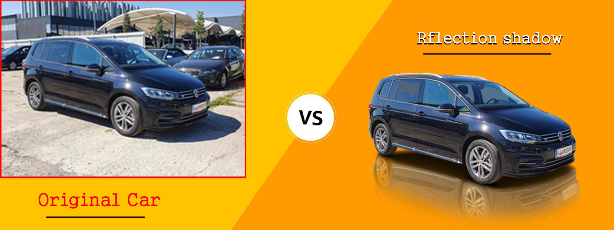 Automotive Background-car pics editing