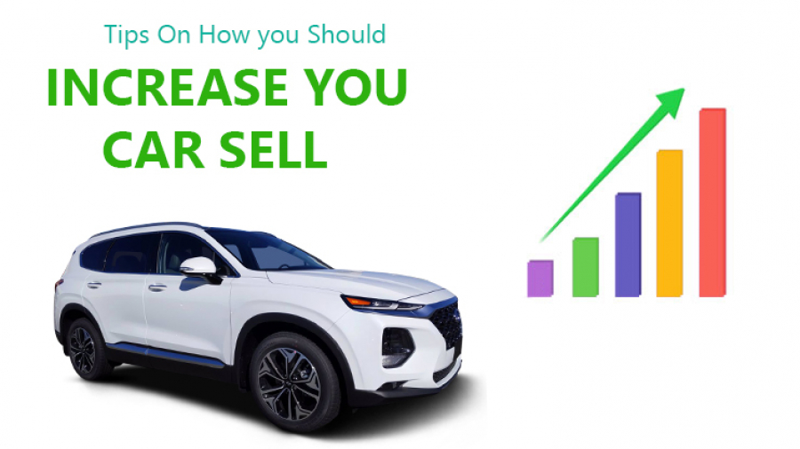 Car image make your sell double