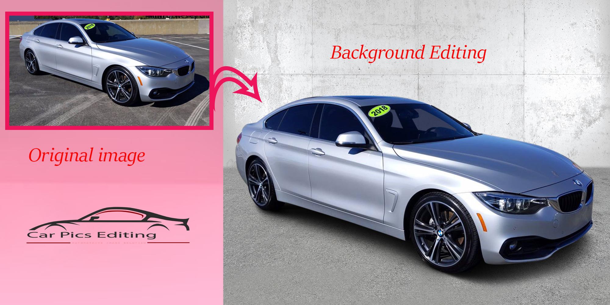Car Background Remove-Car Pics Editing