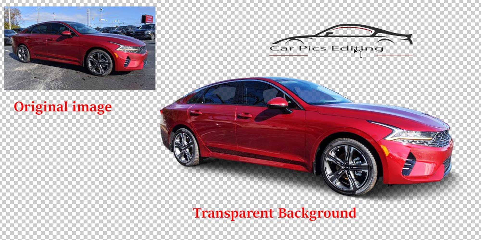 Car Transparent Background- Car Pics Editing