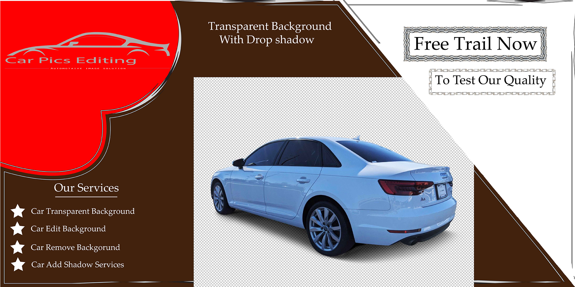 Car Background removal service 5