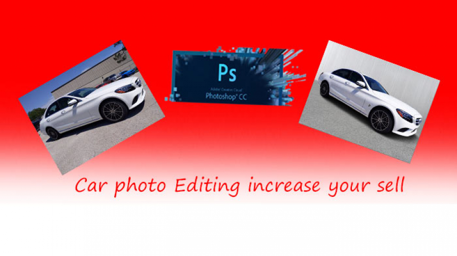 How To Edit Your Own Car Photo In Photoshop Feature-image