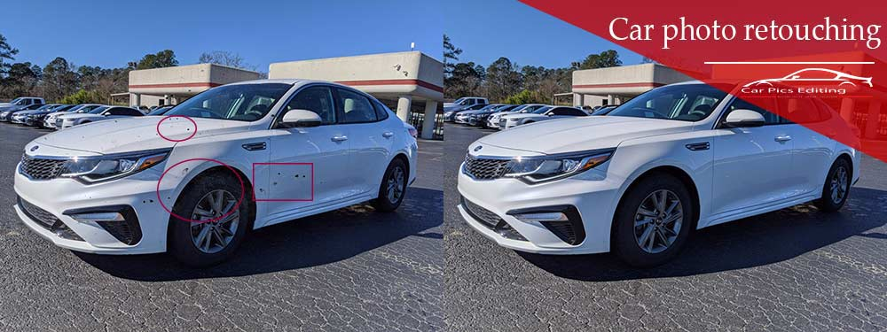 Great car before and after