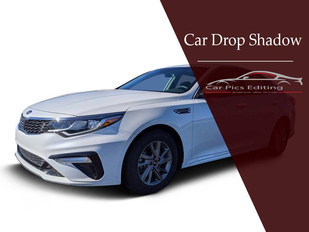 Automotive Dealer advertising photo editing technique