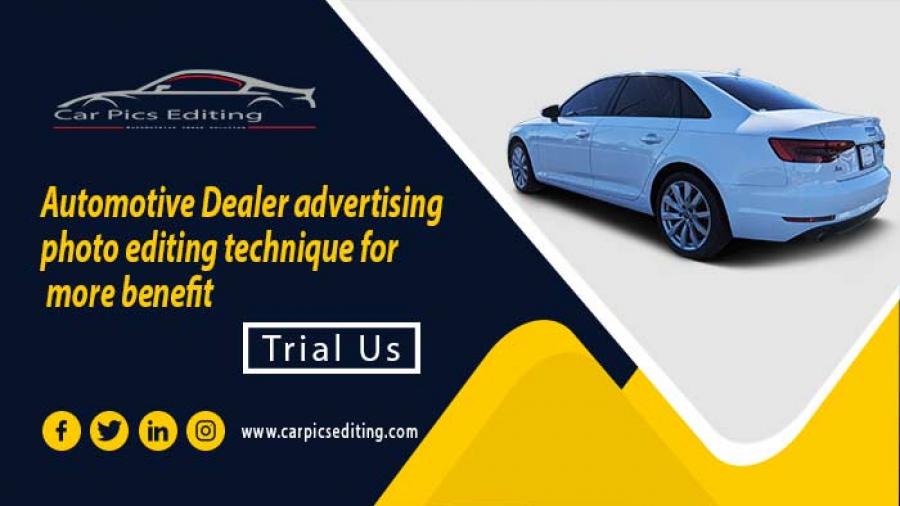 Feature image-Automotive Dealer advertising photo editing technique for more benefit