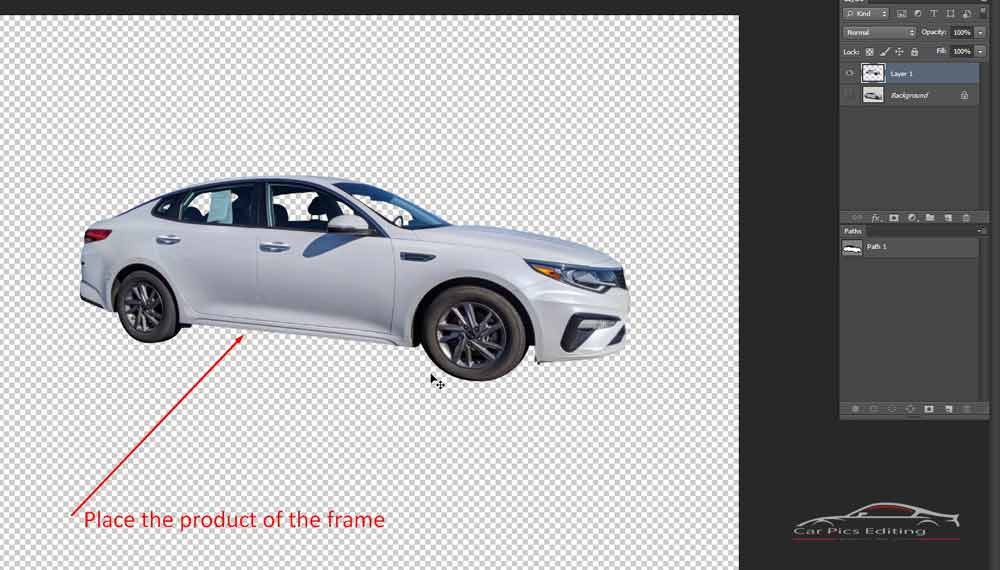 Automotive Background Replacement better solution