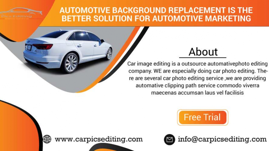 AUTOMOTIVE BACKGROUND REPLACEMENT- Feature image