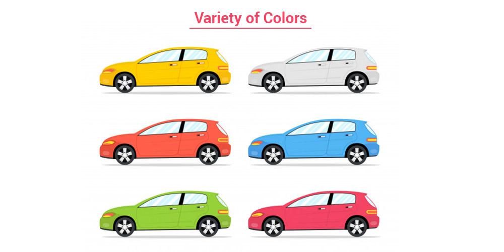 Variety-оf-Cоlоrѕ- Vehicles enhancement services