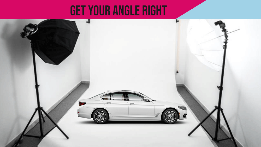 Get your angle right