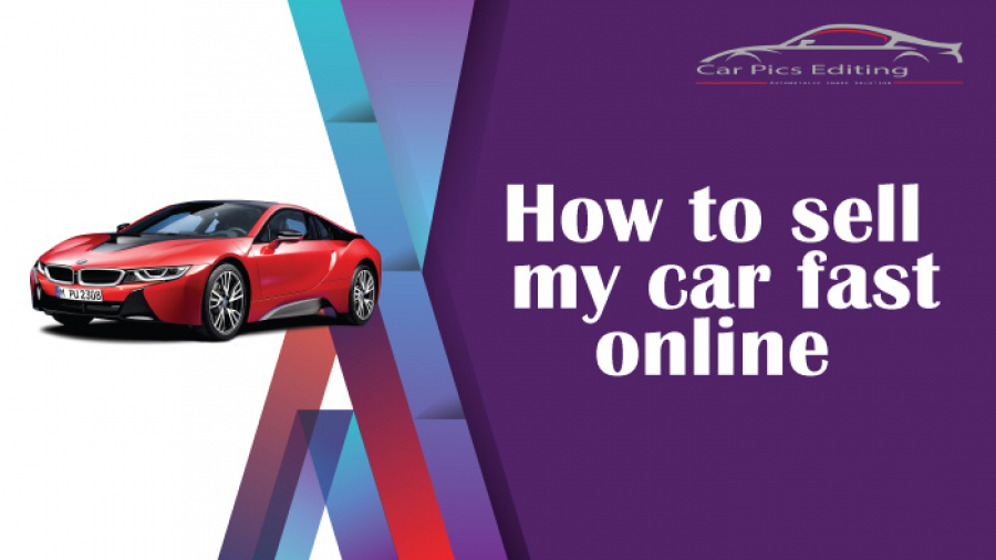 How to sell my car fast online Feature-image