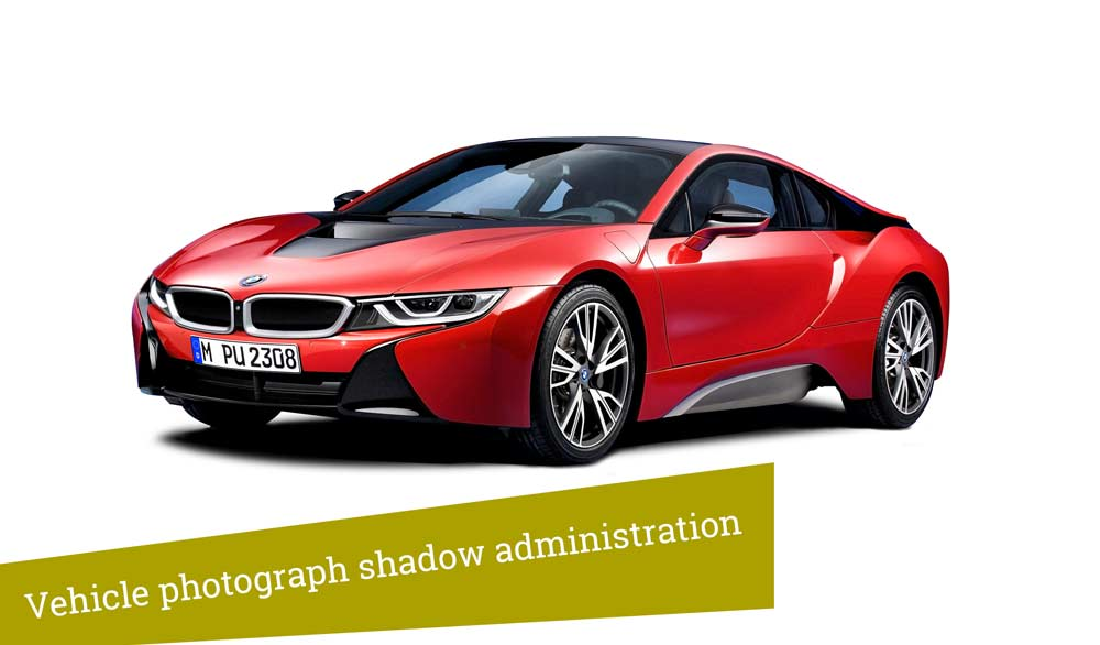 Vehicle-photograph-shadow-administration