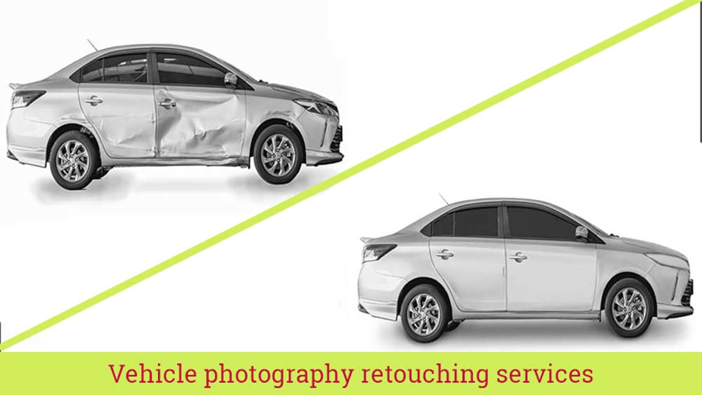 car retouching service