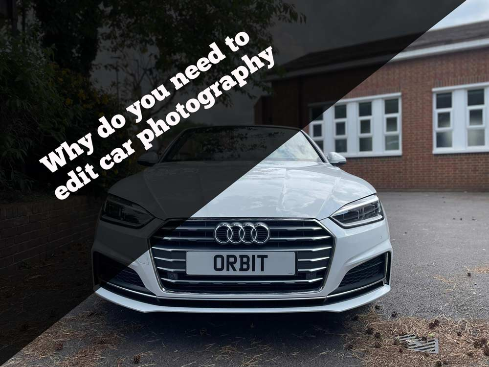 How to take pictures of cars