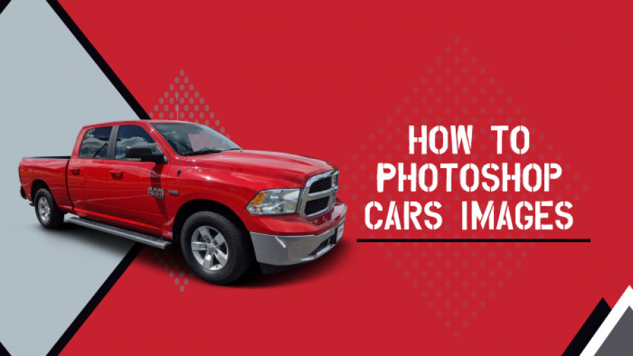 How to Photoshop cars images Feature-image