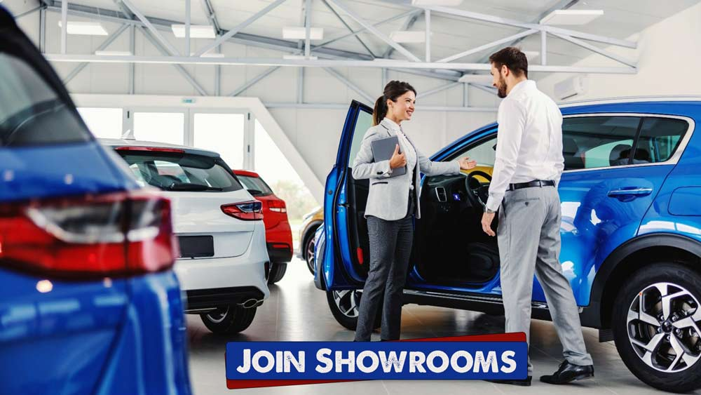 how to become a car salesman with no experience