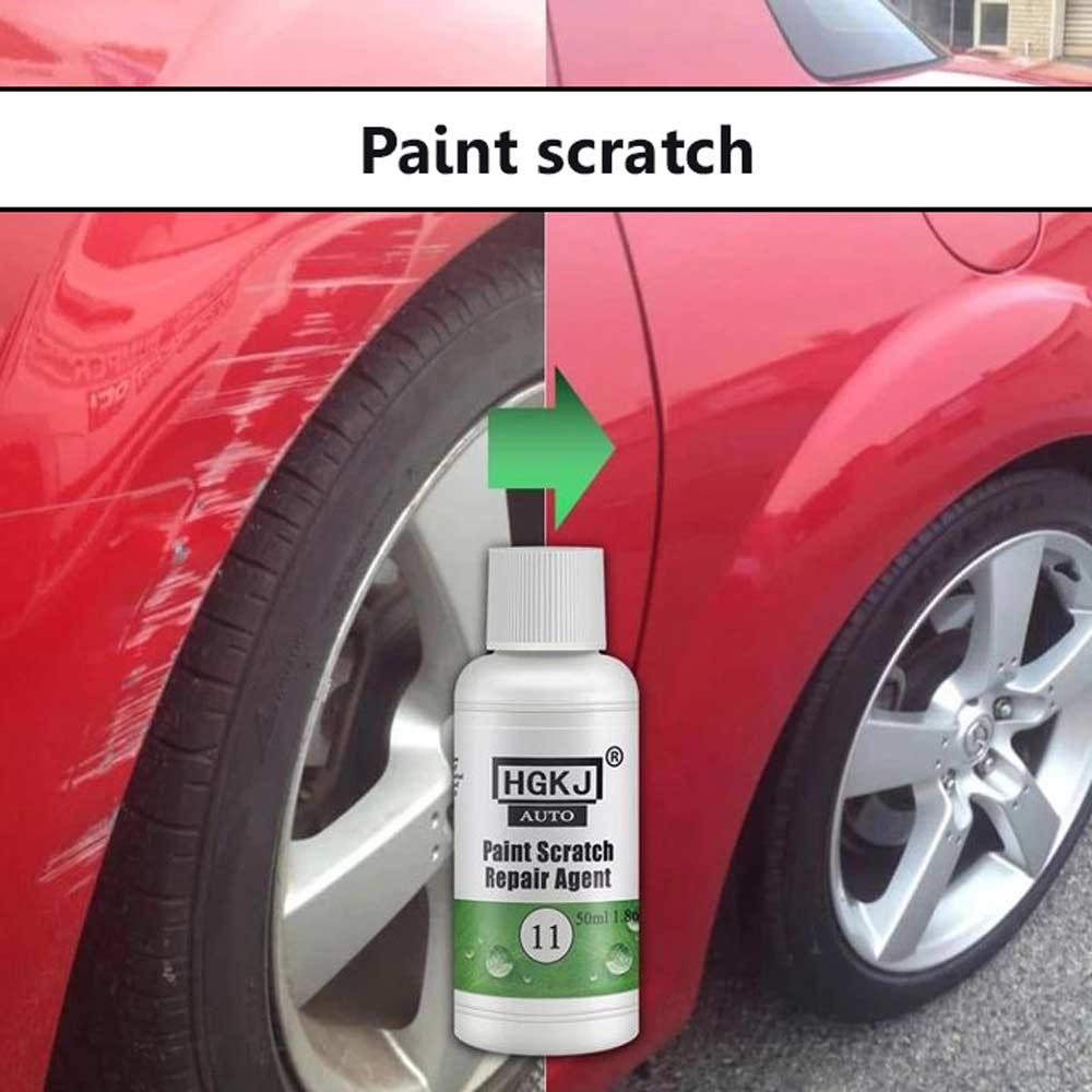 Paint scratch