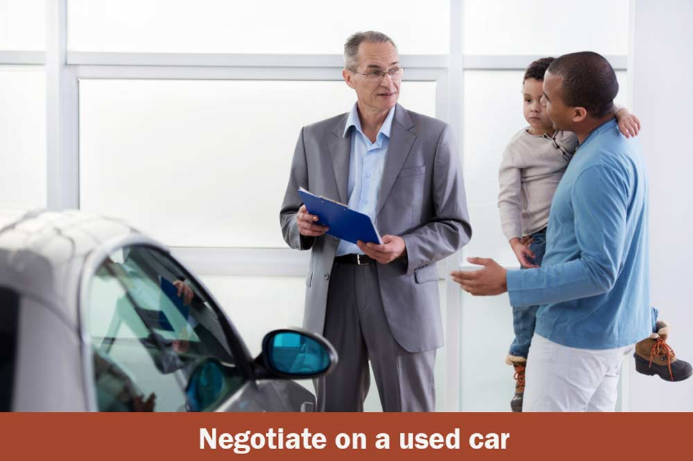how to get the best deal on a new car at a dealership