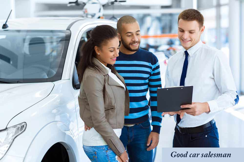 How-to-be-a-good-car-salesman