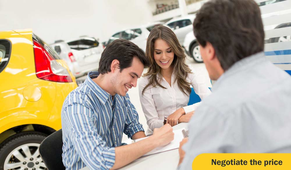 Negotiate-the-price